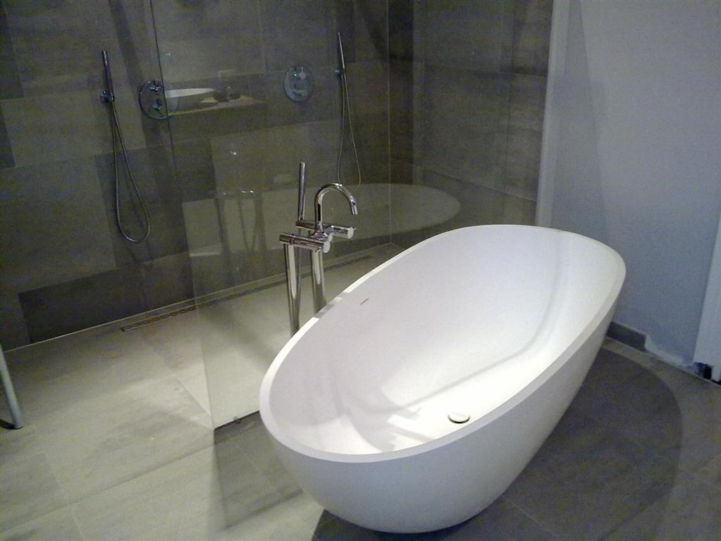 Eiken Werkblad Badkamer : Wit houten blad keuken elegant badkamer keuken wit hout werkblad