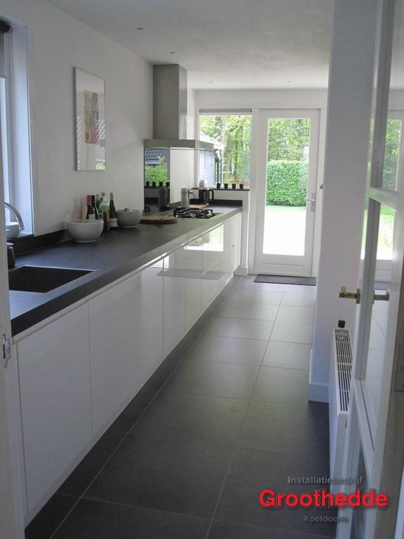 Keuken jaren 30 woning: keuken gordijnen woonkamer years de ...