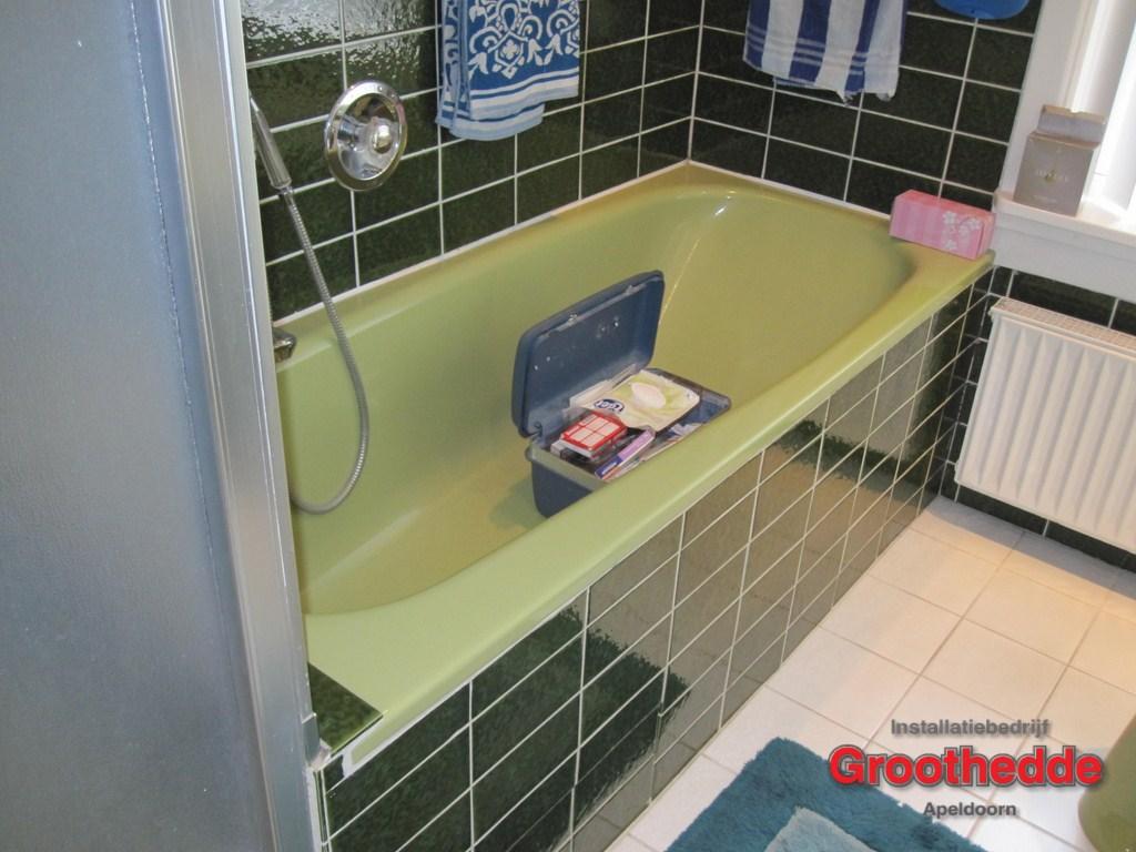79 een nieuwe badkamer in jaren 30 woning in de van heutszlaan in apeldoorn 7 - Renovateer een huis van de jaren ...