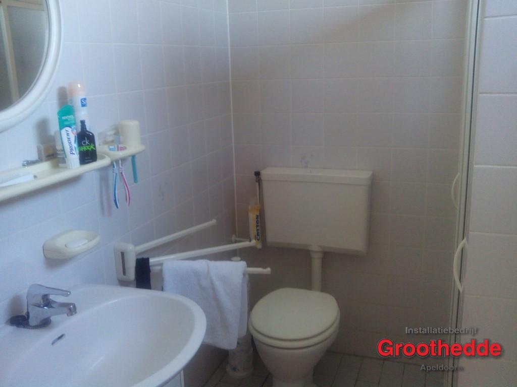 91 de installatie van een nieuwe badkamer in vaassen 4 for Installatie badkamer